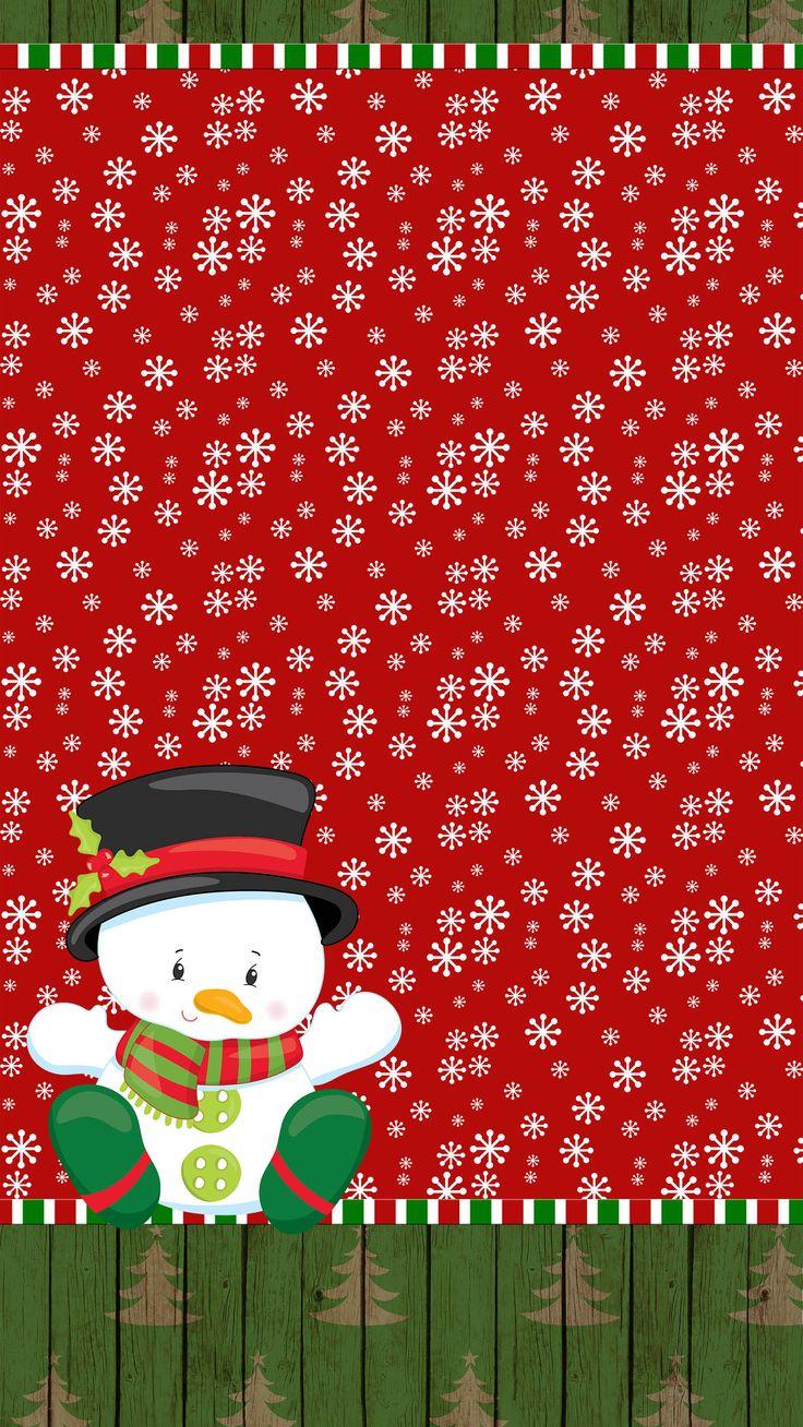 ChristmasFreebie1Note4.jpg (1440×2560) Fondos de
