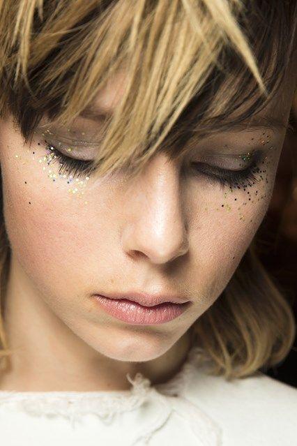 bridal #makeup #tips: glitter glam glow