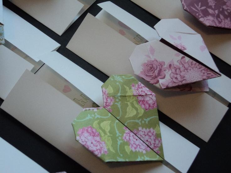 Origami Invitations | Convites com origami