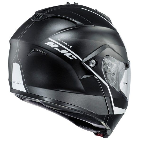 Casco moto apribile nero HJC IS-MAX II MINE / MC5SF