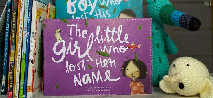 Keepsake | LostMy.Name - story for kids