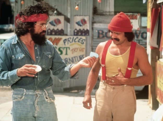 Cheech & Chong: the best couples costume