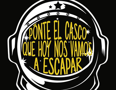 "Check out new work on my @Behance portfolio: ""Pónte el casco... Calle 13"" http://be.net/gallery/40562835/Ponte-el-casco-Calle-13"