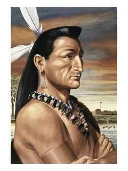 Pontiac, or Obwandiyag (c. 1720 – April 20, 1769), was an Odawa war chief who became noted for his role in Pontiac's War (1763–1766), an American Indian struggle against British military occupation of the Great Lakes region and named for him.