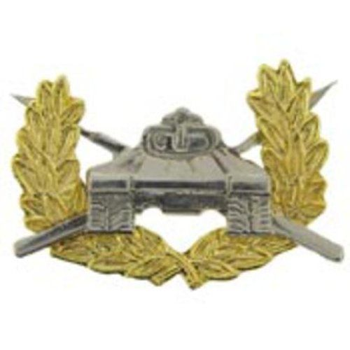 """U.S. Army Armor Pin with Wreath 1 5/8"""" by FindingKing. $11.99. This is a new U.S. Army Armor Pin with Wreath 1 5/8"""""""