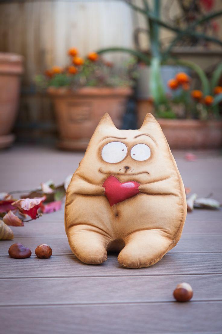 Autumn cat-mood