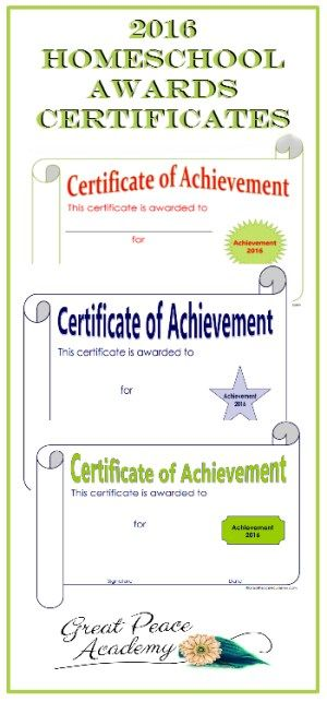 24 best Recognition certificate images on Pinterest Award - free certificate of achievement