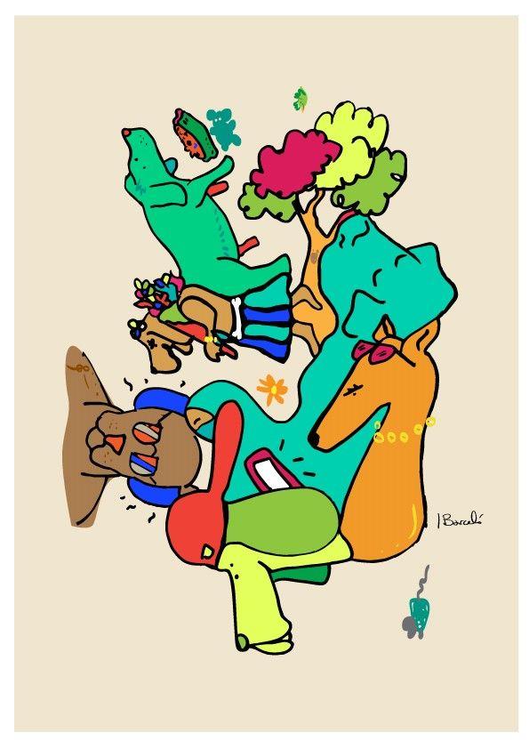 Keep on doodling - Ignacio Barcelo
