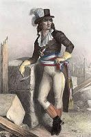 d'Herbois, Jean-Marie Collot aka Collot - A French actor/playwright.  An ardent revolutionary, he became a member of the Committee of Public Safety during the Reign of Terror.  He is credited with saving Madame Tussaud from the guillotine, but...