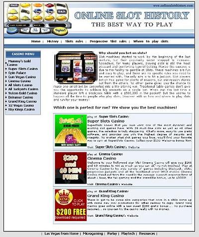 Site: Casino Online