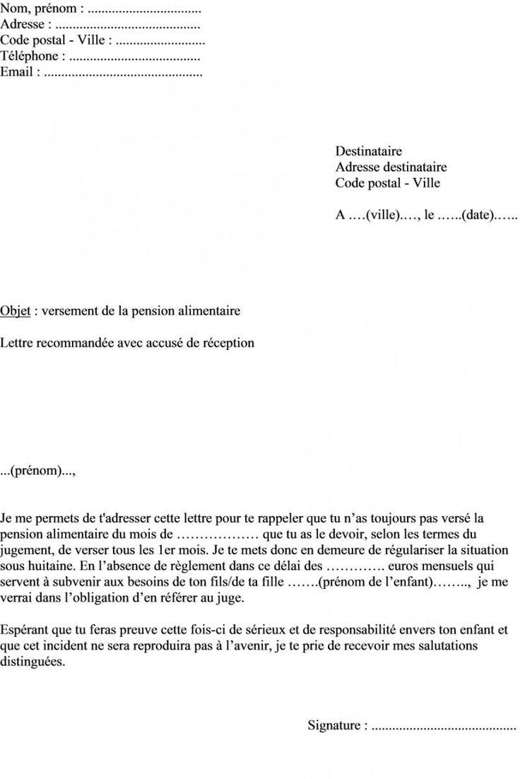 modele lettre de licenciement assistant maternelle remise en main propre