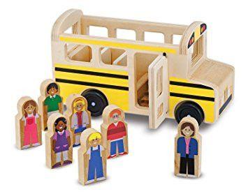 Melissa & Doug Toys School Bus