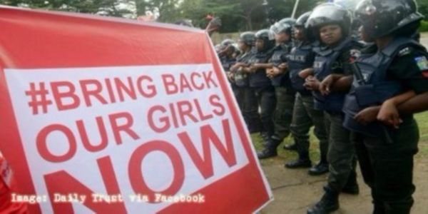 petition: Find the 110 Girls Kidnapped by Boko Haram