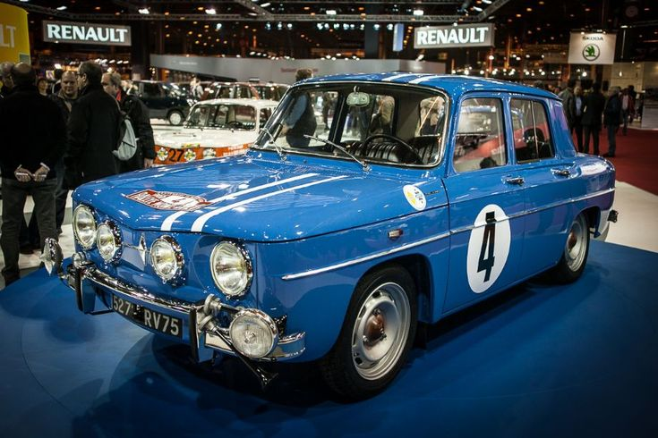 Renault Gordini. The only color