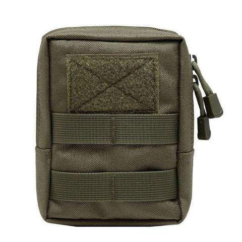 Continuum Prepper:Tactical Molle Bag 600D Nylon Pouch,AG / Other / China