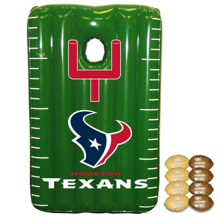Houston Texans Inflateable Toss Game
