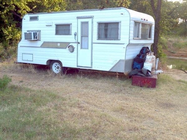 craigslist oklahoma Vintage Trailers and Camping Pinterest