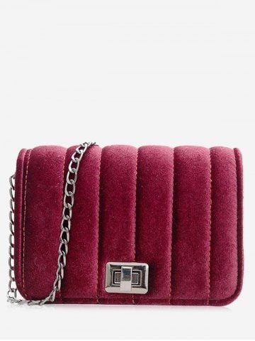 GET $50 NOW | Join RoseGal: Get YOUR $50 NOW!https://www.rosegal.com/crossbody-bags/chain-hasp-striped-crossbody-bag-1451372.html?seid=6384889rg1451372