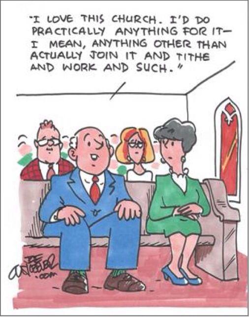 church christian cartoons humor funny jokes comics religious times years humour heard memes ve christians cartoon seen oh many lutheran