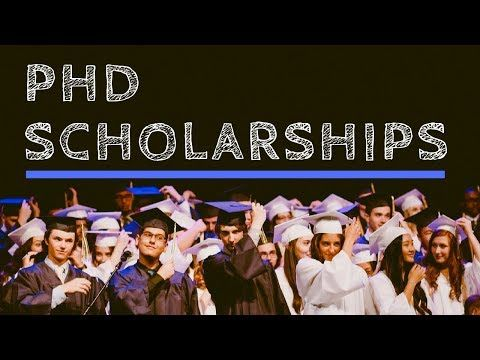 (3) How to Get PhD Scholarships - YouTube
