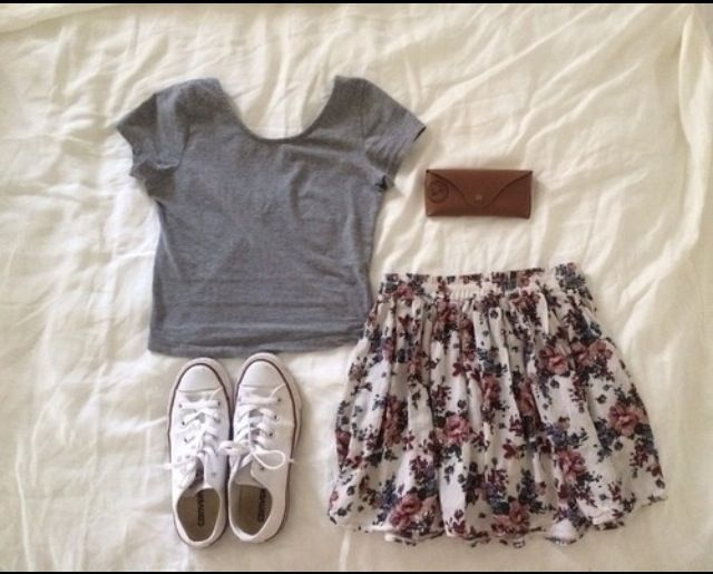 Perfect outfit for picture day or just when you want to dress it up a bit for school!