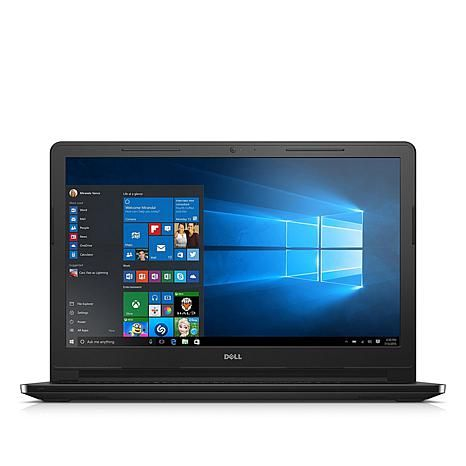"Dell Inspiron 15.6"" HD Intel Quad-Core, 4GB RAM, Windows 10 Laptop - 1840841 