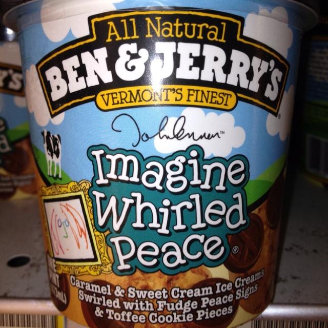 Imagine Whirled Peace