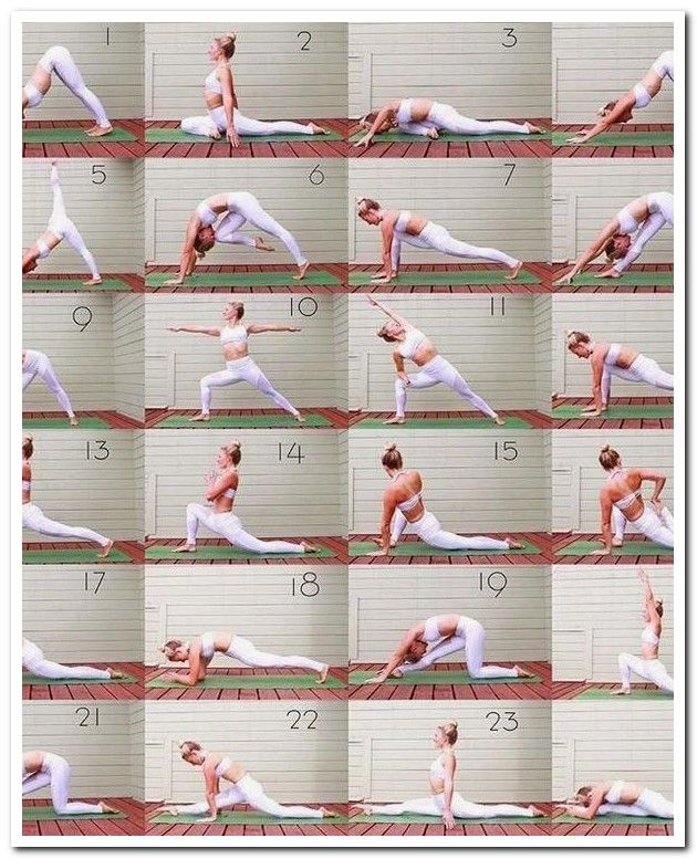 Yoga Poses For One Person Hard : poses, person, Exercise, Mesomorph, Workout, Beginner, Workout,, Flexibility, Dancer