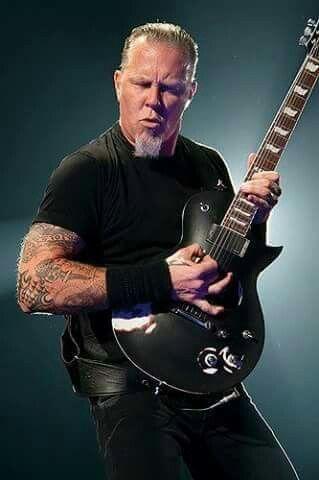 James Hetfield Siga o nosso blog Mundo de Músicas em http://mundodemusicas.com/