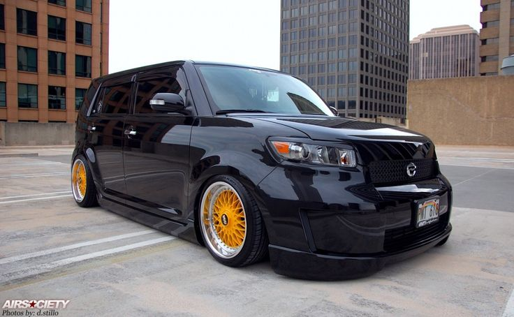 Scion-XB-Air-Suspenion-Bags