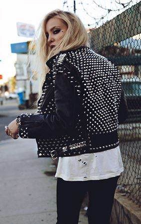 Jacket goals! #simplystyle