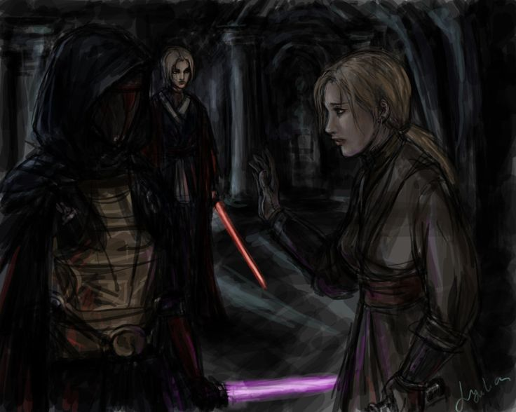 kotor how to make bastila fall in love with you
