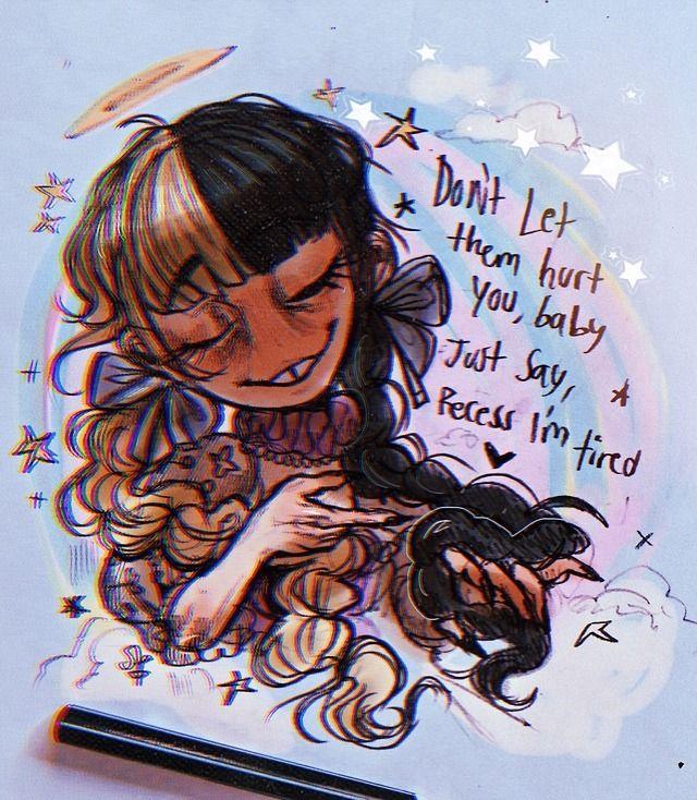 Crybaby Recess K 12 Melanie Martinez By Sarahdraws16 Tumblr Melanie Martinez Melanie Martinez Anime Melanie Martinez Drawings