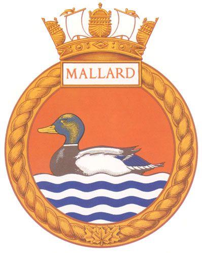 HMCS Mallard