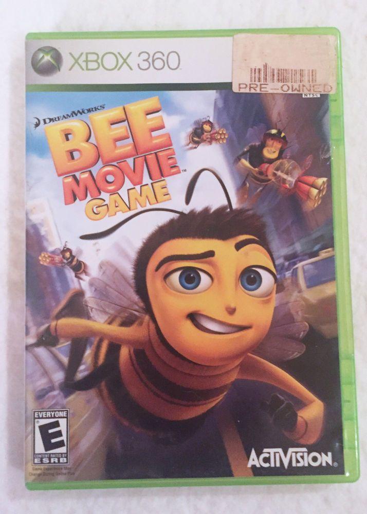 Bee Movie Game (Microsoft Xbox 360, 2007)