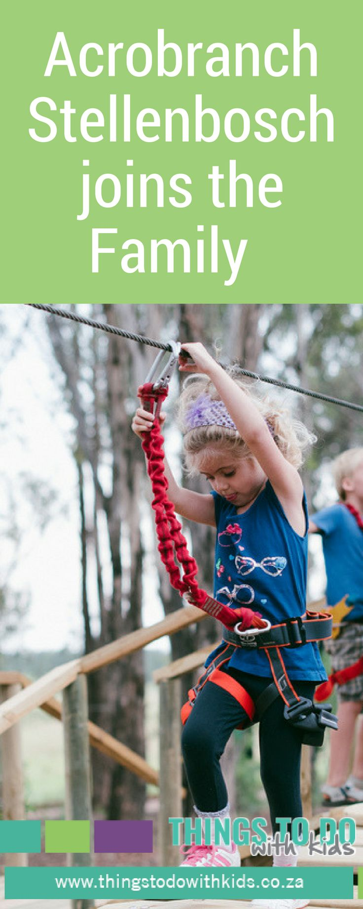 Outdoor Family Activity | Things to do with Kids in Stellenbosch | Gross Motor Skills Development | Activities & Excursions | Kids Party Idea | Kids Party Venue
