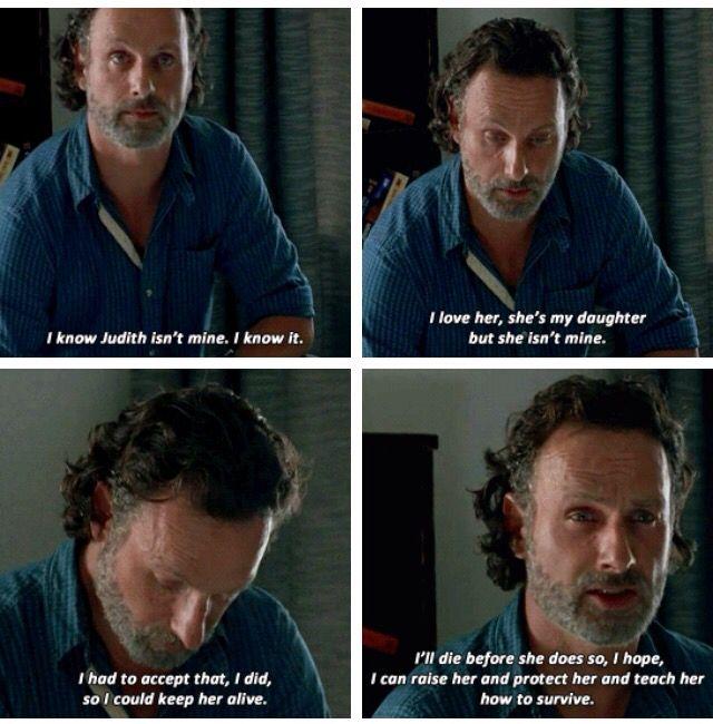 The Walking Dead Season 7 Episode 4 'Service' Rick Grimes