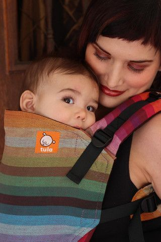 Piofore Space Lava – Tula Signature Baby Carrier Crochets
