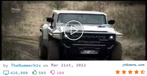 Download H4 hummer videos mp3 - download H4 hummer videos mp4 720p - youtube to mp3 online...