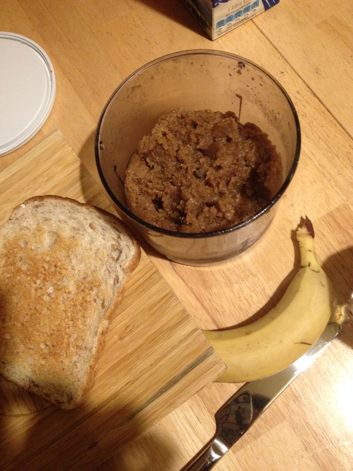 Fig and Sesame Butter (Recipe by The Extra Virgin Kitchen)