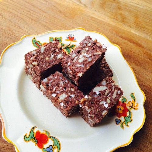 Raw Chocolate Wonder Bites