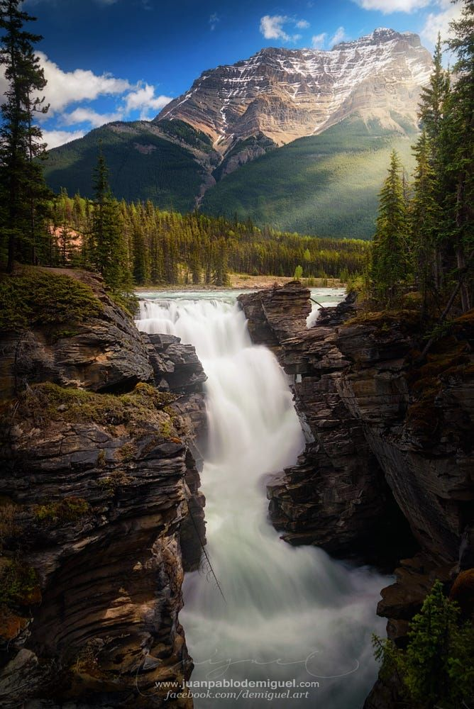 Athabasca by Juan Pablo de Miguel on 500px
