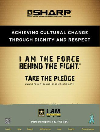 an essay on sexual harassment and the united states army Prevention of sexuall harrasment in the army essaysthe elimination of sexual harassment has been a long-standing goal of the united states army during.