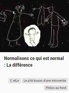 C elLe - Normalisons la différence - autisme
