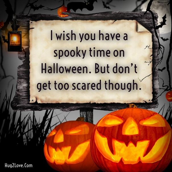 Halloween Greeting Card Quotes