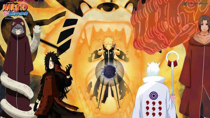 Naruto Wallpapers Wallpaper × Naruto HD Wallpapers