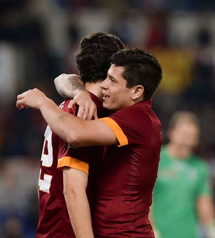 Iturbe AS Roma