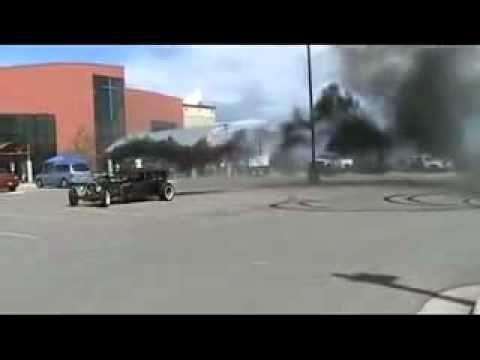 ROFLTV.RU Hot Rod | Хот Род | Мощные американские автомобили