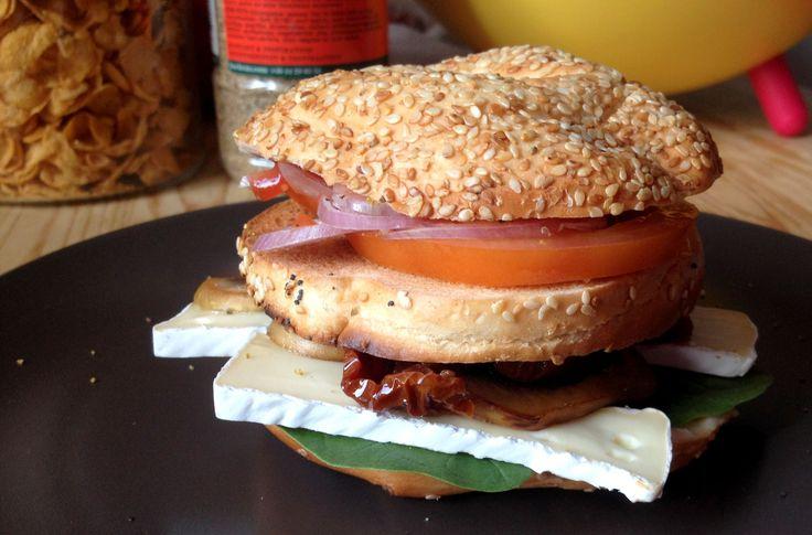 Bagel better than burger