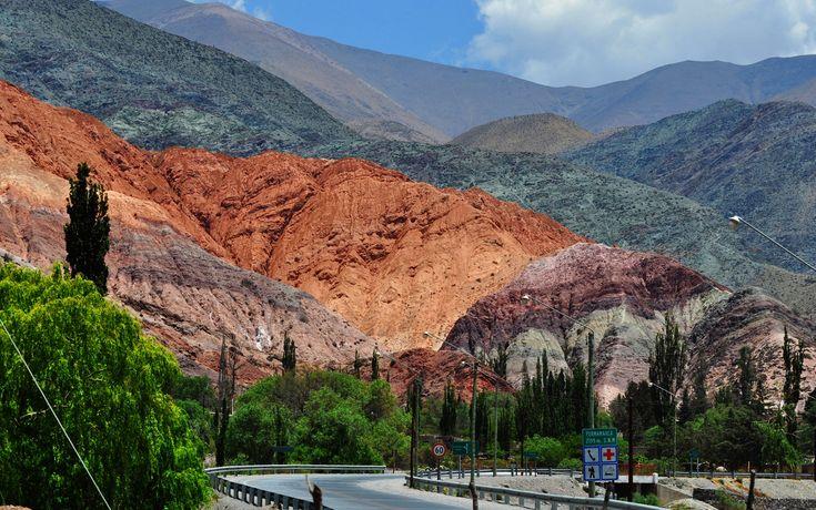 Humahuaca, Argentine